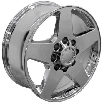 "20"" Chevy C3500 replica wheel 1988-2000 Chrome rims 9451927"