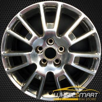 """18"""" Cadillac STS oem wheel 2008-2011 Silver slloy stock rim ALY04631U80"""