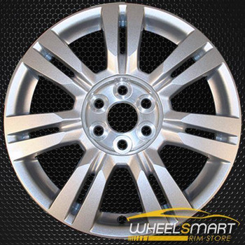 "18"" Cadillac SRX oem wheel 2010-2016 Machined slloy stock rim ALY04664U10"