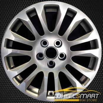 "18"" Cadillac CTS oem wheel 2010-2013 Hypersilver slloy stock rim ALY04669U78"