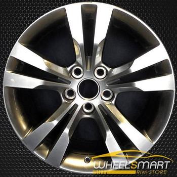 "18"" Cadillac CTS oem wheel 2014-2016 Hypersilver slloy stock rim ALY04717U78"
