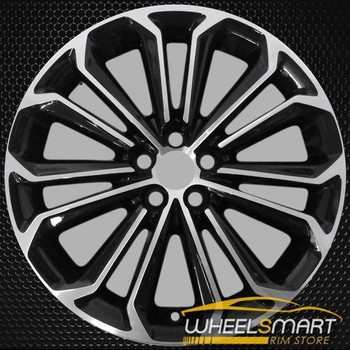 "17"" Toyota Corolla oem wheel 2014-2016 Machined alloy stock rim 75152"