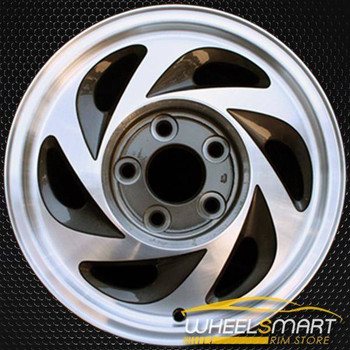 "15"" Chevy Blazer S10 Jimmy oem wheel 1995-2002 Machined alloy stock rim ALY05039U10"