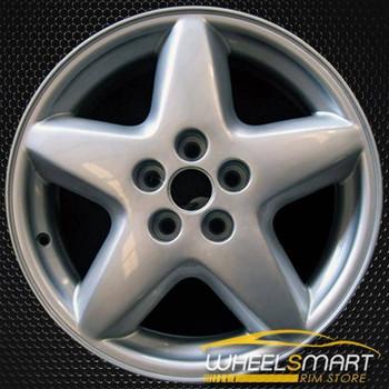 "16"" Chevy Cavalier oem wheel 1995-1999 Silver slloy stock rim ALY05042U10"