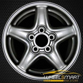 "16"" Chevy Camaro oem wheel 1997-1999 Silver slloy stock rim ALY05056U20"