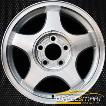 "16"" Chevy Impala oem wheel 2000-2007 Machined slloy stock rim ALY05082U10"