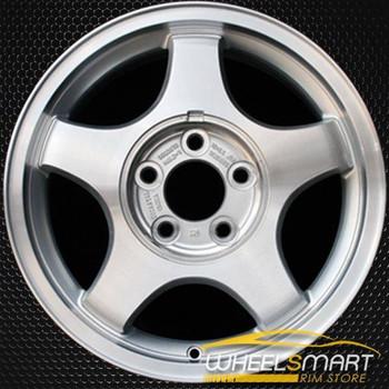 "16"" Chevy Impala oem wheel 2000-2007 Machined slloy stock rim ALY05082U10"