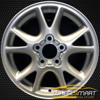 "16"" Chevy Camaro oem wheel 2000-2002 Silver slloy stock rim ALY05089U10"