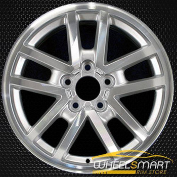 "17"" Chevy Camaro oem wheel 2000-2002 Machined slloy stock rim ALY05091U10"