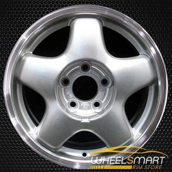 "16"" Chevy Monte Carlo oem wheel 1995-1997 Silver slloy stock rim ALY05110U10"