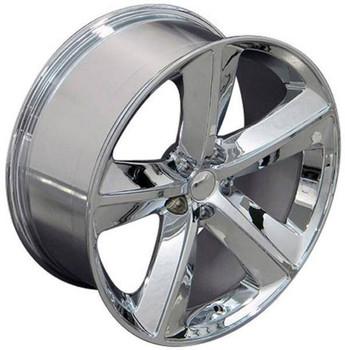 "20"" Dodge Challenger replica wheel 2009-2018 Chrome rims 9360734"