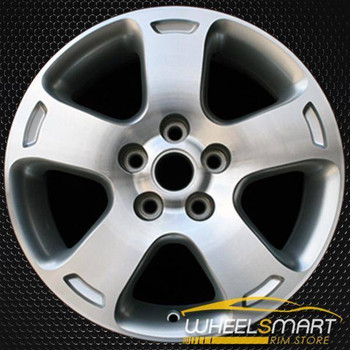 "16"" Chevy HHR oem wheel 2006-2007 Machined slloy stock rim ALY05247U20"