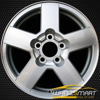 "16"" Chevy Equinox oem wheel 2005-2009 Machined slloy stock rim ALY05273U10"