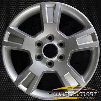 "18"" GMC Acadia oem wheel 2007-2008 Silver slloy stock rim ALY05280U20"
