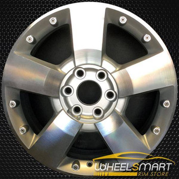 "19"" GMC Acadia oem wheel 2007-2009 Machined slloy stock rim ALY05282U10"