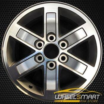 "17"" GMC Yukon oem wheel 2007-2014 Machined slloy stock rim ALY05296U10"