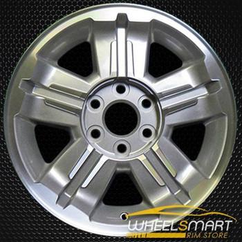"18"" Chevy Suburban oem wheel 2007 Machined slloy stock rim ALY05300U10"