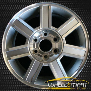 "18"" Cadillac Escalade oem wheel 2007-2014 Machined slloy stock rim ALY05303U10"
