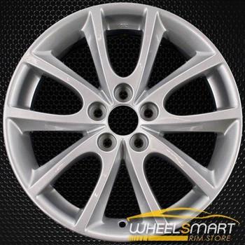 "16"" Subaru Impreza oem wheel 2012-2016 Silver alloy stock rim 68796"
