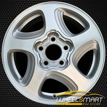 "16"" Chevy Monte Carlo OEM wheel 2000-2005 Machined alloy stock rim ALY05085U10"