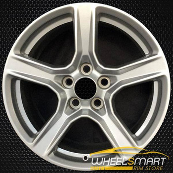 "18"" Chevy Camaro OEM wheel 2016 Silver alloy stock rim 5758"
