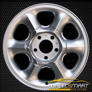 "16"" Oldsmobile Aurora OEM wheel 1995-1999 Silver alloy stock rim ALY06024U10"