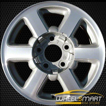 "15"" Oldsmobile Bravada OEM wheel 1998-2001 Machined alloy stock rim ALY06032U10"