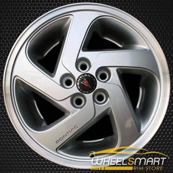 "16"" Pontiac Grand Am OEM wheel 1992-1998 Machined alloy stock rim ALY06506U15"