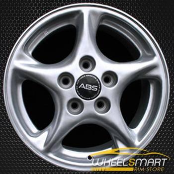 "16"" Pontiac Firebird OEM wheel 1998-2002 Silver alloy stock rim ALY06530U10"