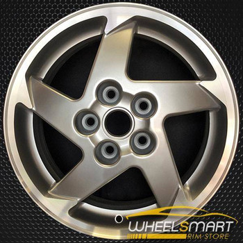 "16"" Pontiac Grand Prix OEM wheel 2004-2006 Silver alloy stock rim ALY06563U20"