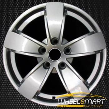 "17"" Pontiac GTO OEM wheel 2004-2006 Silver alloy stock rim ALY06570U16"