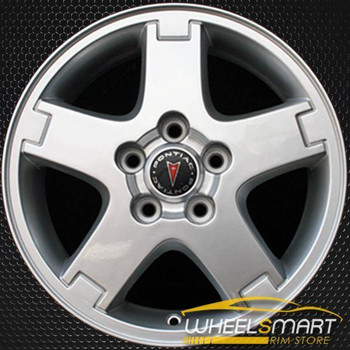 "16"" Pontiac Torrent OEM wheel 2006-2009 Silver alloy stock rim ALY06599U20"