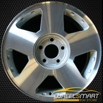 "17"" Saturn Vue OEM wheel 2004-2007 Machined alloy stock rim ALY07033U20"