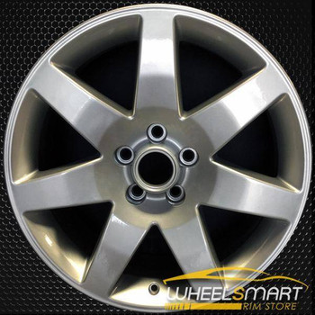 "18"" Saturn Vue OEM wheel 2004-2007 Silver alloy stock rim ALY07034U20"