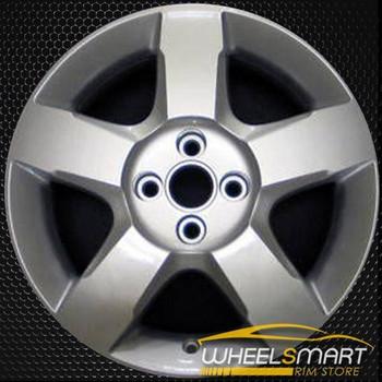 """16"""" Saturn Ion OEM wheel 2006-2007 Silver alloy stock rim ALY07044U25"""