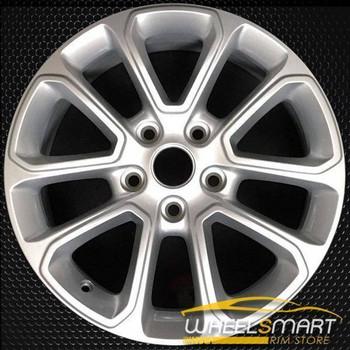 "18"" Jeep Grand Cherokee oem wheel 2014-2016 Silver alloy stock rim 9136"