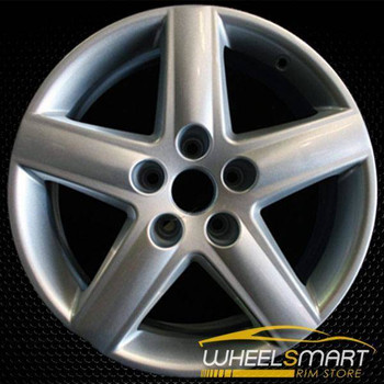 "17"" Audi A3 OEM wheel 2006-2008 Silver alloy stock rim ALY58791U20"