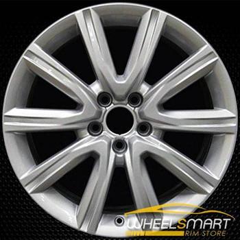 "18"" Audi A6 OEM wheel 2012-2018 Silver alloy stock rim ALY58895U20"