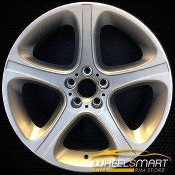 "20"" BMW X5 OEM wheel 2001-2006 Silver alloy stock rim ALY59377U20"