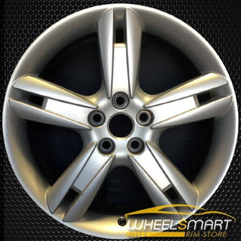 "18"" Jaguar S Type OEM wheel 2005-2007 Silver alloy stock rim ALY59787U20"