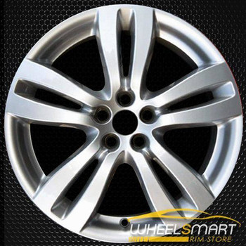 "19"" Jaguar XJ OEM wheel 2010-2018 Gray alloy stock rim ALY59873U25"