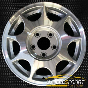 "15"" Nissan Maxima OEM wheel 1991-1994 Silver alloy stock rim ALY62273U16"