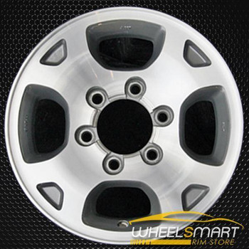 "15"" Nissan Xterra OEM wheel 2000-2001 Silver alloy stock rim ALY62380U10"