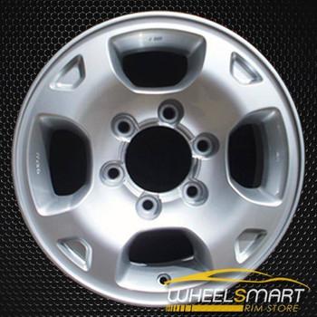"15"" Nissan Xterra OEM wheel 2000-2001 Silver alloy stock rim ALY62381U10"