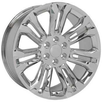 "22"" Chevy Avalanche replica wheel 2002-2013 Chrome rims 9507903"