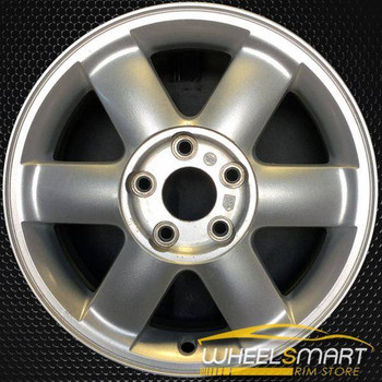 "16"" Nissan Quest OEM wheel 2001-2002 Silver alloy stock rim ALY62390U10"