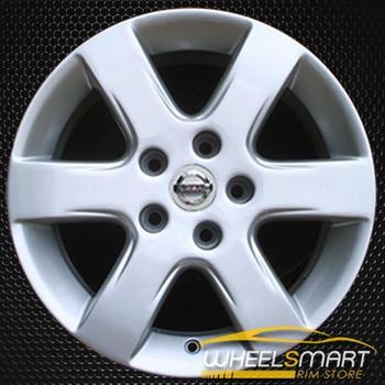 "16"" Nissan Altima OEM wheel 2002-2004 Silver alloy stock rim ALY62396U20"