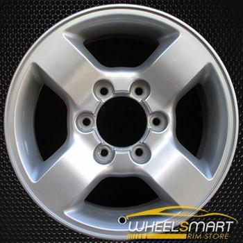 "16"" Nissan Xterra OEM wheel 2002-2004 Silver alloy stock rim ALY62402U20"