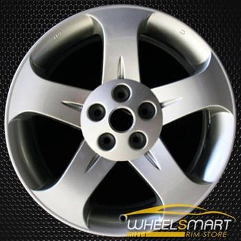"18"" Nissan Murano OEM wheel 2003-2005 Silver alloy stock rim ALY62420U20"