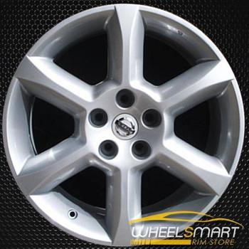 "18"" Nissan Maxima OEM wheel 2004-2006 Silver alloy stock rim ALY62424U20"